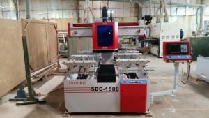 MÁY MỘNG ÂM CNC 3 ĐẦU SDC-1500