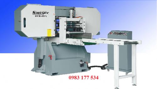 Máy cưa lạng mỏng HBR-400A