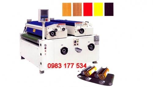 Máy sơn UV 02 trục 0,9M HT-920