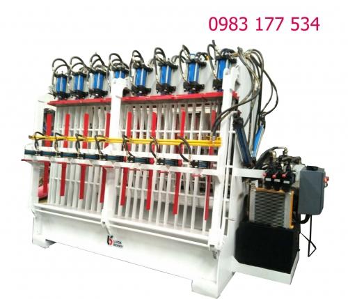 máy ghép khối 2 cánh