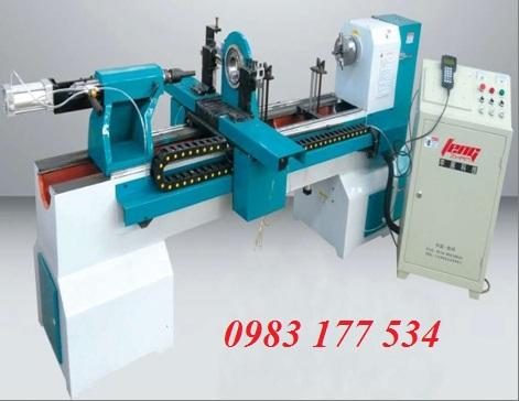 Máy tiện tự động CNC 2 dao